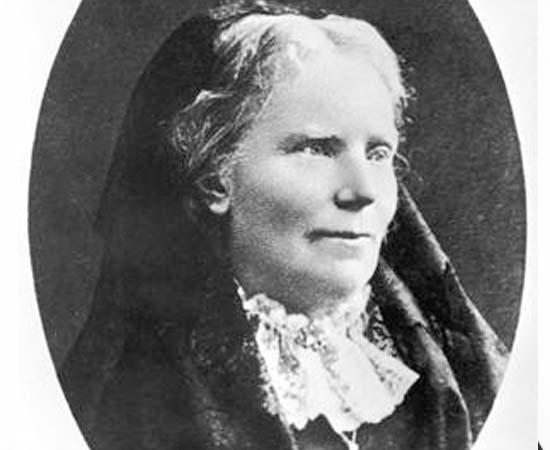 Elizabeth Blackwell (1821 - 1910) - Física americana que se tornou conhecida por ser a primeira mulher a praticar medicina nos Estados Unidos. Fundou a Universidade Médica da Mulher.