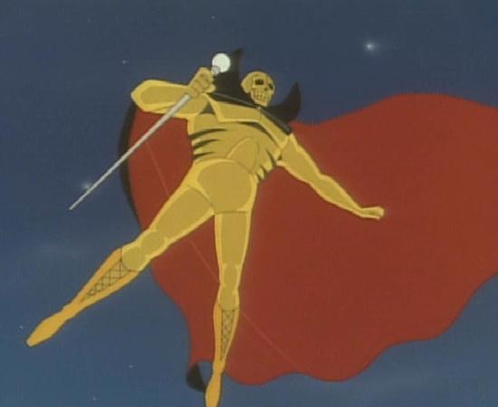 Fantomas é o Morcego Dourado (1967), um herói que combate o Dr. Zero.