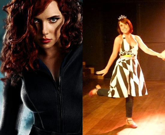 Dubladora: Fernanda Baronne. Fez a dublagem da Viúva Negra em Os Vingadores, da Vampira de X-Men e Penny (The Big Bang Theory).
