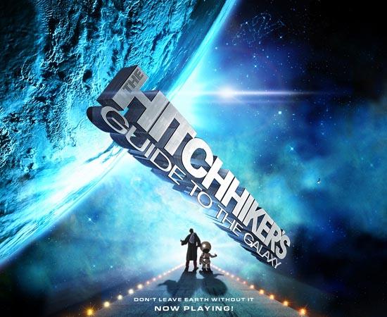 FILME - A história de Douglas Adams foi adaptada para o cinema em 2005, no filme homônimo dirigido por Garth Jennings.