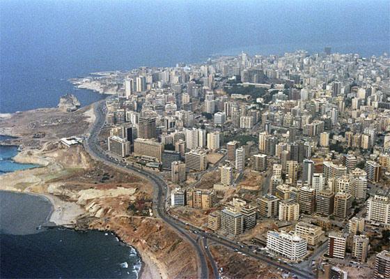 Nome: Beirute