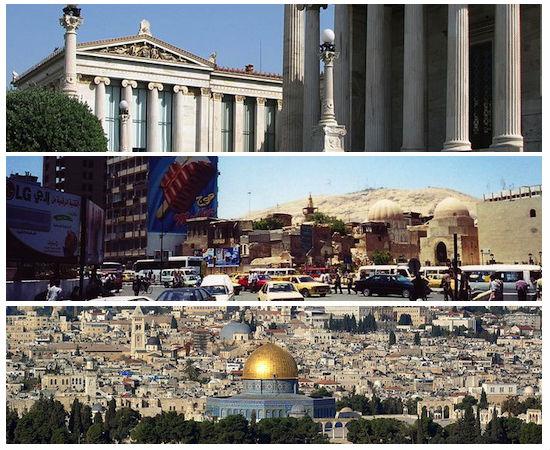 Com milhares de anos de história, essas cidades viram surgir e cair impérios e já presenciaram diferentes momentos históricos durante sua existência. Descubra agora 12 das cidades continuamente habitadas mais velhas do mundo.