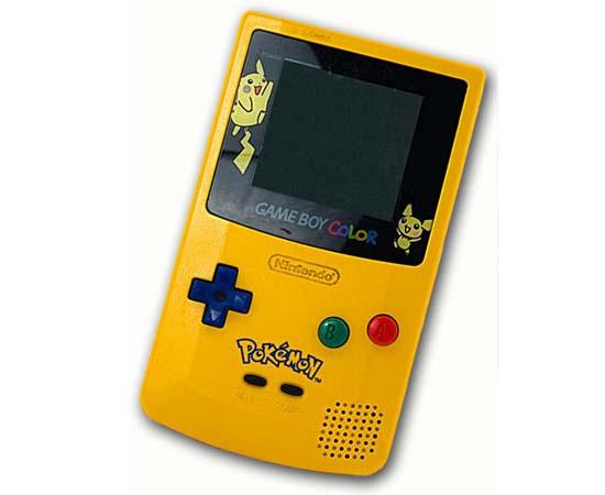 Game Boy Color (Nintendo) - 1998