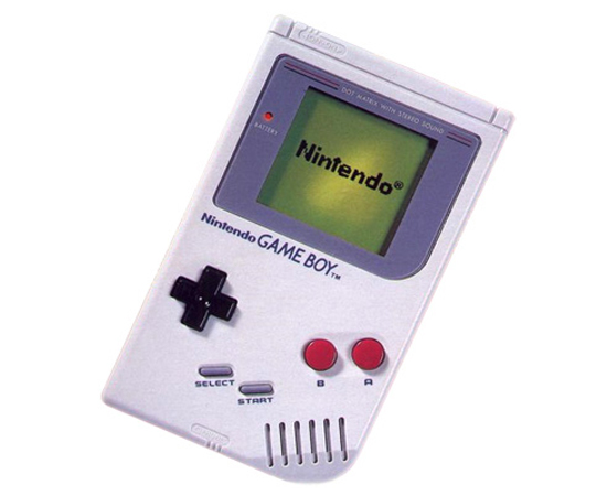 Game Boy (Nintendo) - 1989