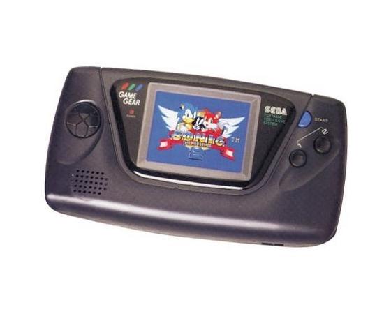 Game Gear (Sega) - 1990