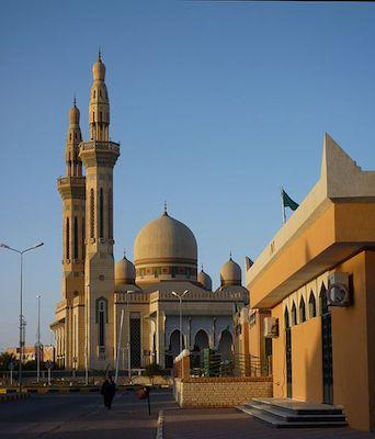 Onde: Ghadames, Líbia