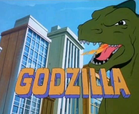 Godzilla (1978) é uma série animada sobre um monstro usado por uma organização secreta, para combater outros monstros.