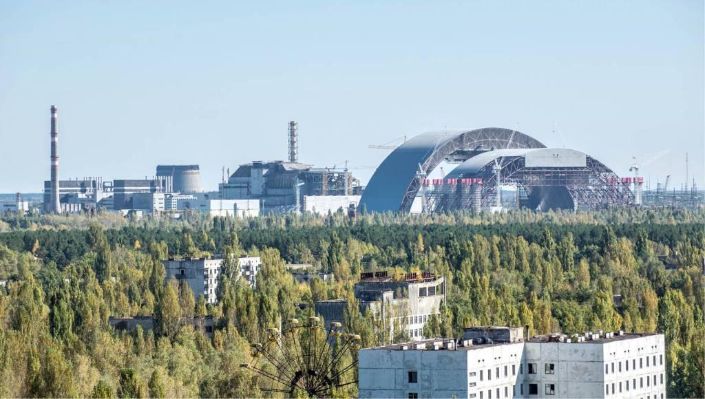 Chernobyl pode virar a maior usina solar do mundo   Super