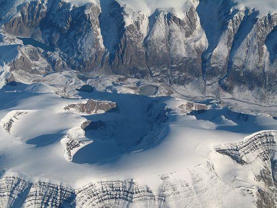 Onde: Norte da Groelândia