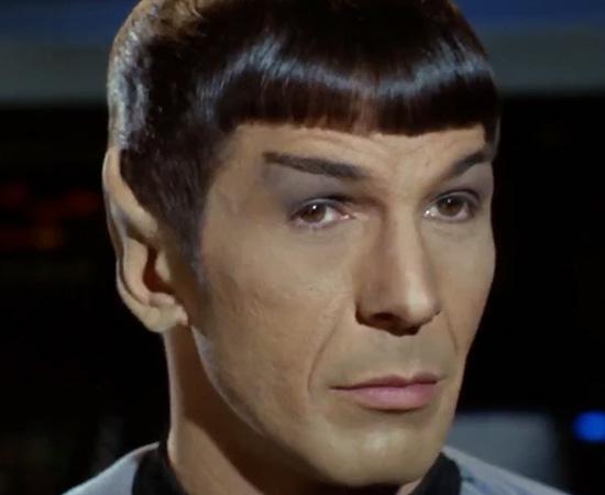 'A década de 1990 foi a era da última guerra mundial.' - Mr. Spock