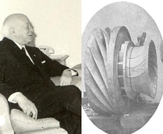 MOTOR A JATO - Vários pesquisadores haviam desenvolvido motores de propulsão baseados em fluidos. Em 1910, o romeno Henri Coanda inventou o primeiro avião com motor a jato, o Coanda-1910.
