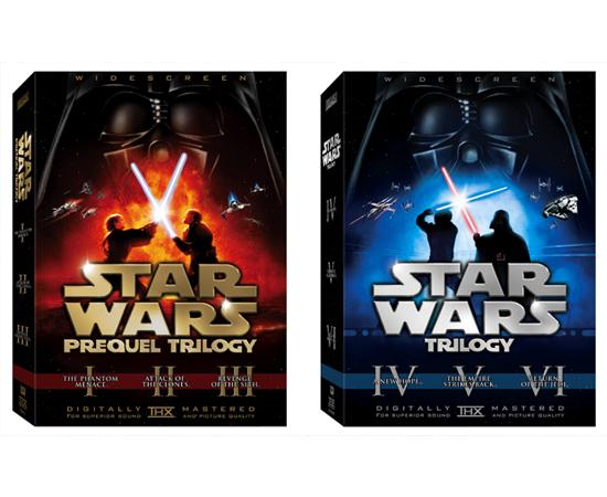 HORAS - Os seis filmes de Star Wars tem quase 14 horas de duração.