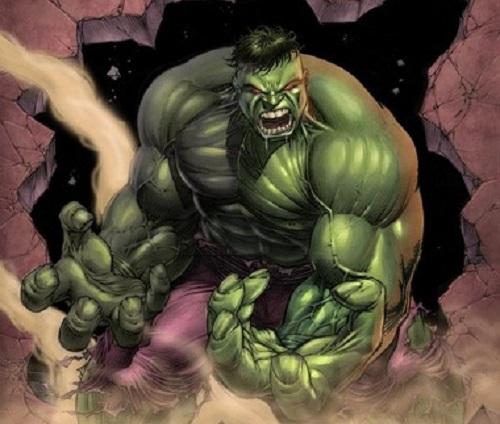 Dr. Robert Bruce Banner. Esse é o verdadeiro nome do Hulk, um dos personagens mais conhecidos dos quadrinhos.