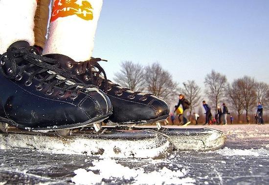 Patins de gelo