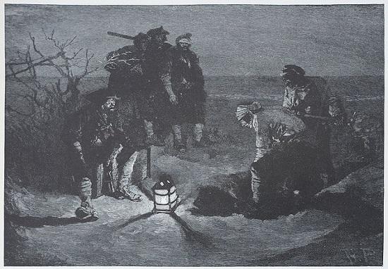 Outro clássico que por pouco não teve um nome mais complicado foi <i>A ilha do tesouro</i>, de Robert Louis Stevenson. Originalmente, a obra se chamava <i>O cozinheiro e o mar</i>. Bem menos chamativo. E bem mais parecido com uma certa obra de Hemingway.