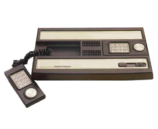 Intellivision (Mattel) - 1980