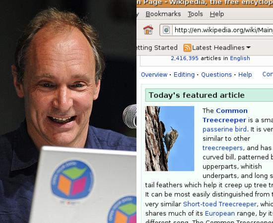 INTERNET - A ideia de montar redes de computadores surgiu em pesquisas de 1960, época da Guerra Fria, A Arpanet nesta década, com o objetivo de transmitir dados entre redes militares. A World Wide Web (rede mundial de compuratores) foi criada em 1992, pelo cientista Tim Berners-Lee.