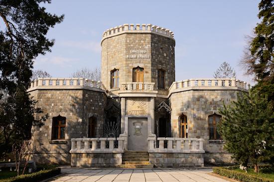 Castelo Iulia Hasdeu, Romênia