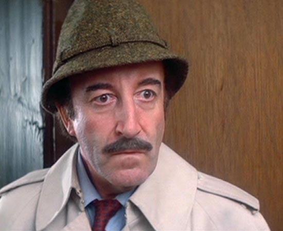 Jacques Clouseau é um personagem da série de livros A Pantera Cor-de-rosa de Blake Edwards. Trata-se de um incompetente investigador da Guarda Francesa. Seu trabalho é sempre sinônimo de trapalhadas e desastres.