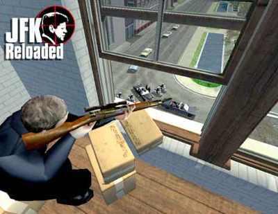 A morte do presidente norte-americano John F. Kennedy, em 1963, é parte importante da história dos Estados Unidos. O problema de <i>JFK Reloaded</i> é que ele tenta recriar a morte do político colocando o jogador no papel do assassino.