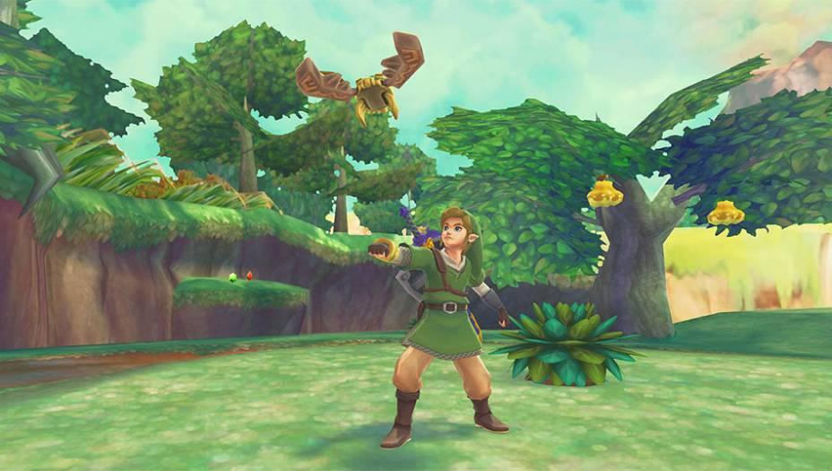 The Legend of Zelda: Skyward Sword (2011)