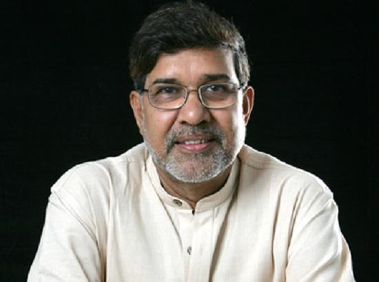 O outro vencedor do Nobel da Paz foi o indiano Kailash Satyarthi, que liderou manifestações pacíficas contra a exploração de crianças.