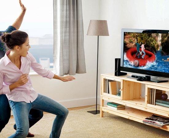 Kinect para Xbox (Microsoft) - 2010