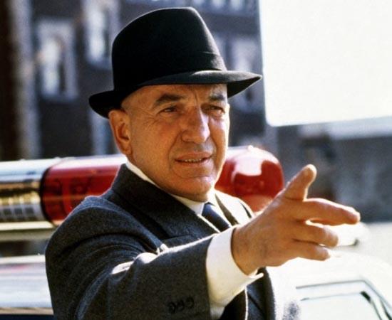 Kojak é o protagonista da série de TV homônima. Ele trabalha como detetive da polícia de Nova Iorque. Sempre com um pirulito, ele investiga os crimes da zona sul de Manhatan.