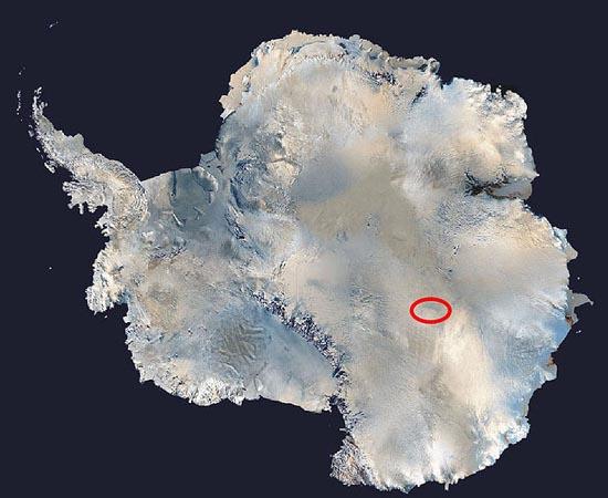 LAGO VOSTOK - Após mais de uma década de perfurações, os cientistas finalmente alcançaram Vostok - um lago de 14 milhões de idade, enterrado nas profundezas da Antártida.