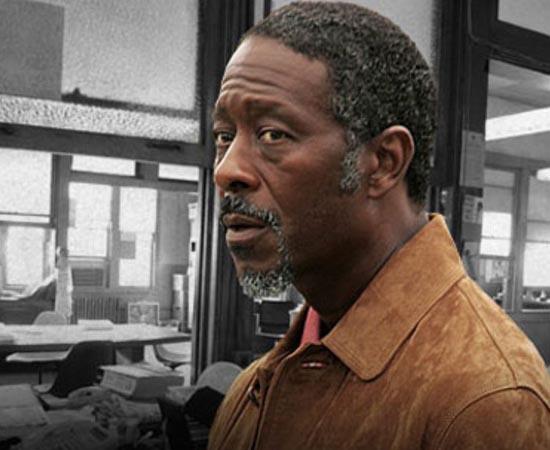 Lester Freamon é um personagem da série de TV A Escuta. Ele trabalha como detetive no Departamento de Polícia de Baltimore.