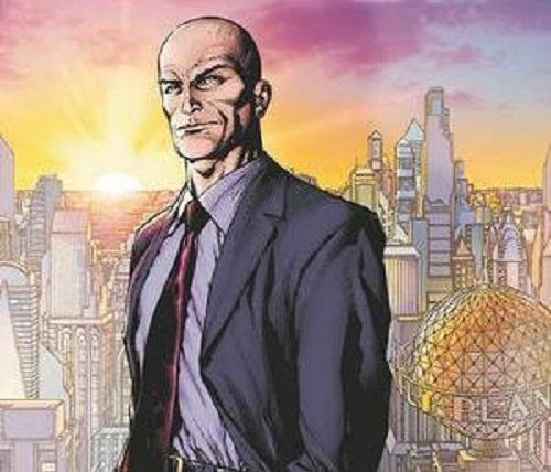 O arqui-inimigo do Superman é muito mais do que um homem rico. Lex Luthor foi originalmente descrito como um cientista louco e cheio de armas futuristas.