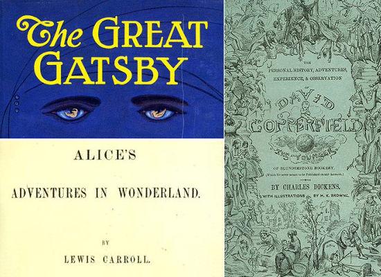 Por pouco sua estante de livros não teve títulos completamente diferentes. Veja 11 clássicos da literatura mundial que tiveram nomes provisórios.