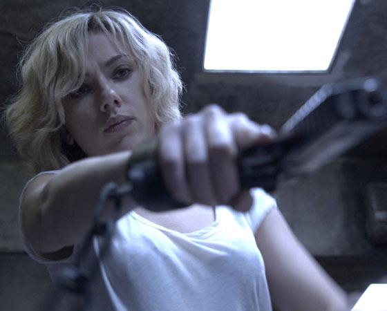 <i>Lucy</i> estreia no dia 28 de agosto no Brasil.