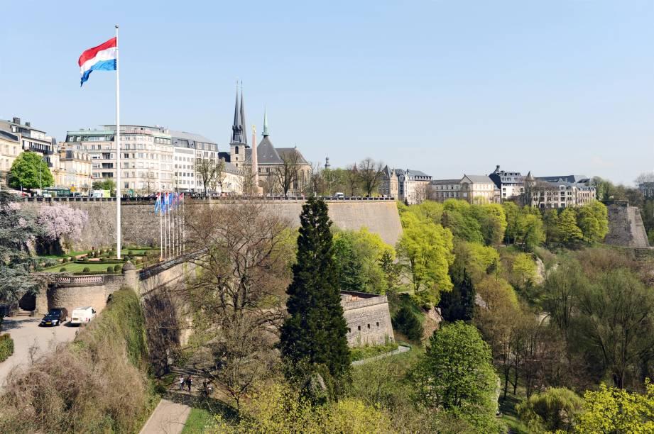 Luxemburgo é o lugar com menos escravos no mundo: estima-se que esse número não passe de 100 - ou seja,0,01% da população. Em termos proporcionais, o país empata comEspanha, Canadá, Australia, Bélgica, Suécia, Suíça, Aústria, Dinamarca, Noruega, Irlanda e Nova Zelândia.