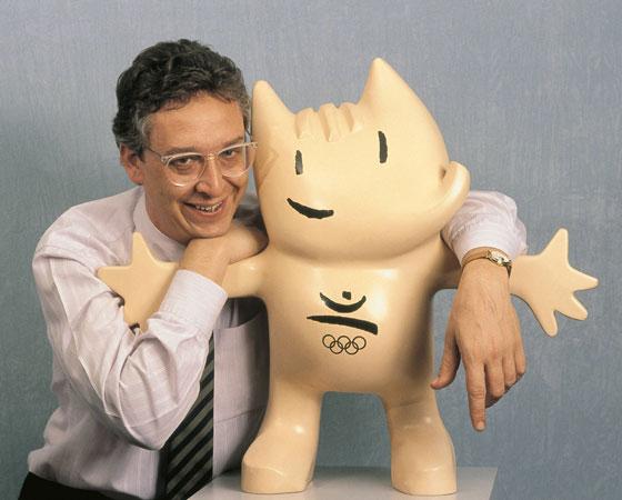 ´Cobi´ - Jogos Olímpicos de Barcelona (1992): O mascote criado pelo cartunista Javier Mariscal em estilo cubista não empolgou. O problema é que ele deveria ser um um cão da raça sheepdog, mas não se parece nem um pouquinho com isso...