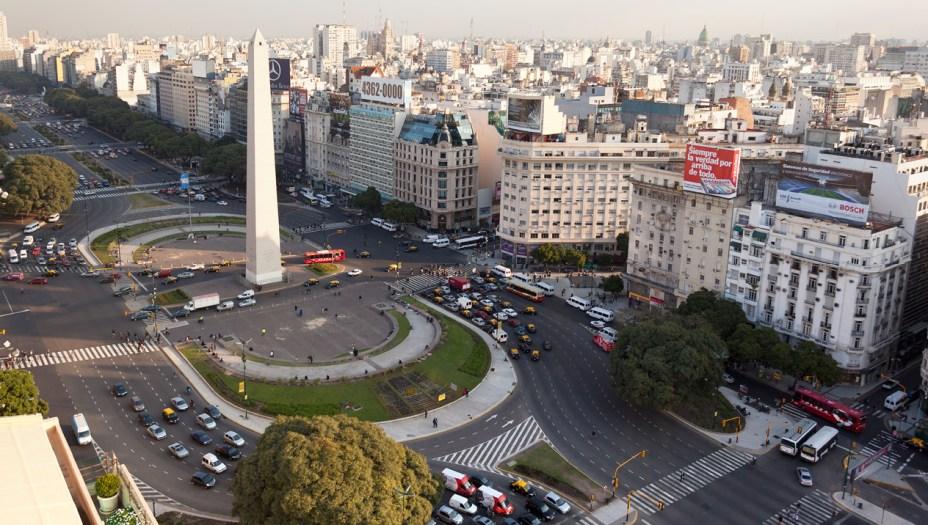 10ºda América: Buenos Aires, na Argentina(93º lugar geral)