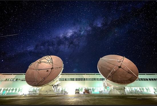 Em 2013, Adhemar Duro pediu autorização para produzir um vídeo em timelapse no observatório.