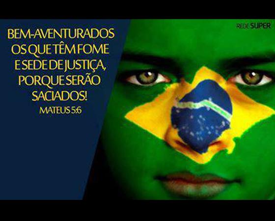 #minhapolitica Junior Ramos, no Facebook
