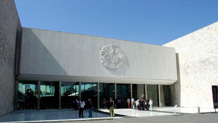 5. Museu Nacional de Antropologia<br />