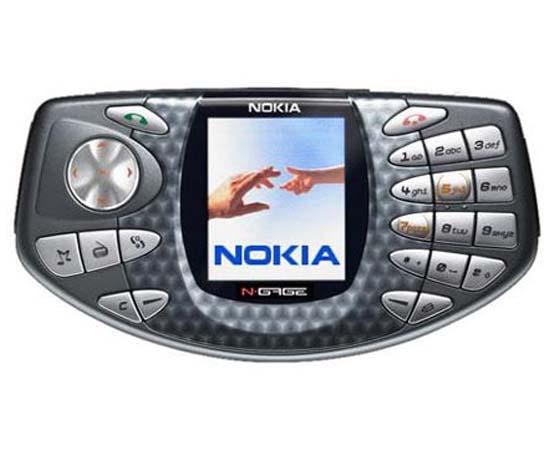 N-Gage (Nokia) - 2003