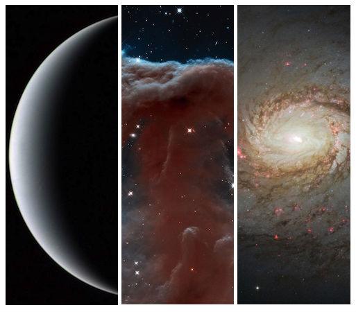 Todos os dias, a Nasa divulga uma foto relacionada à astronomia e ciência espacial, acompanhada de uma breve explicação escrita por um especialista. Veja agora a seleção da SUPER com 10 dessas fotos incríveis.