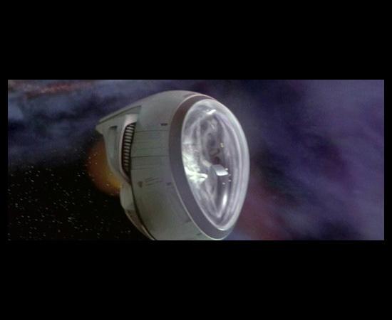 No filme O Planeta dos Macacos, Delta Pod é a nave pilotada pelo capitão Leo Davidson.