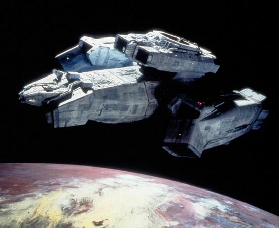 Nostromo é uma nave espacial rebocadora que tem papel fundamental no filme Alien (1979).