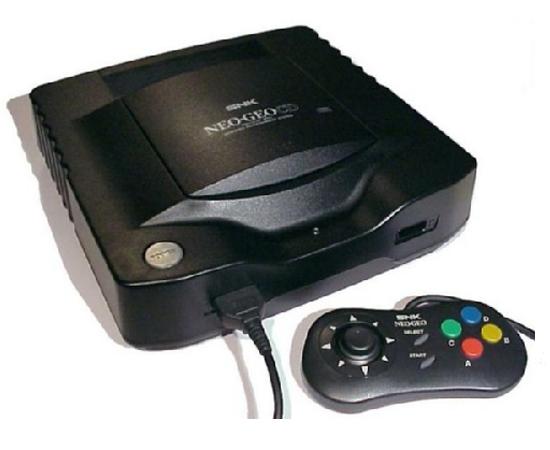 Neo Geo (SNK) - 1990
