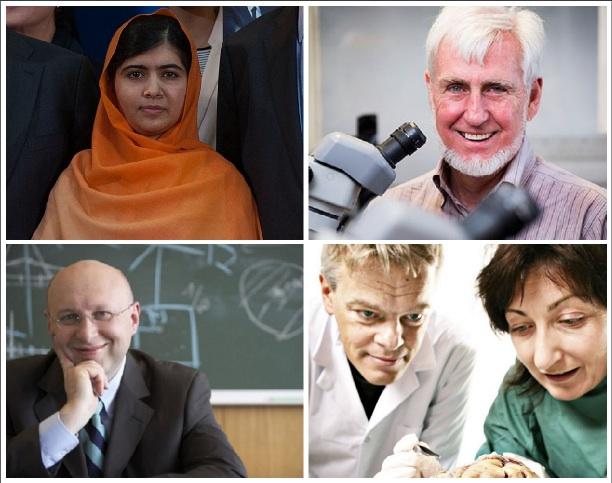 Criado no final do século 19, o Nobel já premiou centenas de homens, mulheres e organizações. Os vencedores deste ano foram anunciados ao longo desta semana.