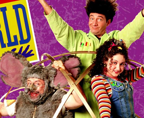 O Mundo de Beakman (1992) é um programa de TV que ensinava ciência de forma divertida.