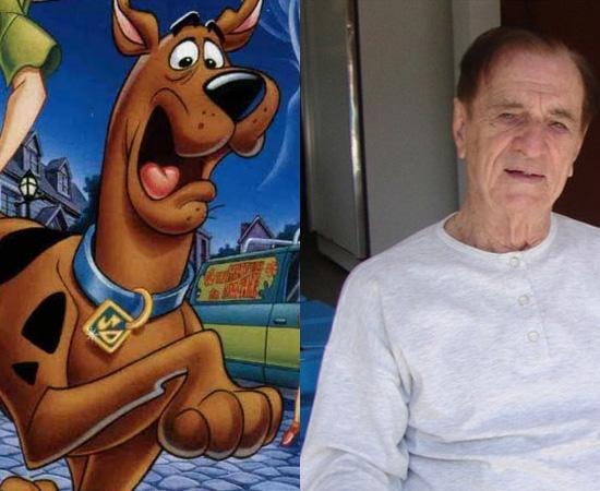 Dublador: Orlando Drummond. Famoso por dar voz ao Scooby-Doo. Também dublou Popeye, Alf e o Vingador (Caverna do Dragão).