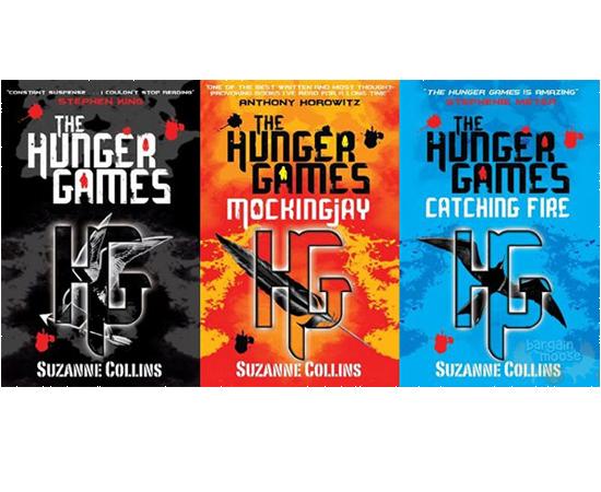 PÁGINAS - O box da trilogia Jogos Vorazes, publicado pela Editora Scholastic, tem 1392 páginas.