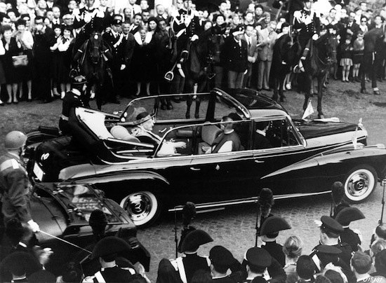 1960: Mercedes-Benz 300D Landaulet