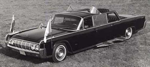 1964:  Lincoln Continental Lehmann-Peterson